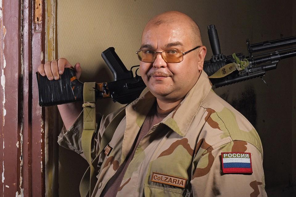 Подозреваемый Игорь Толстошеин - известный организатор тематических молодёжных игр.