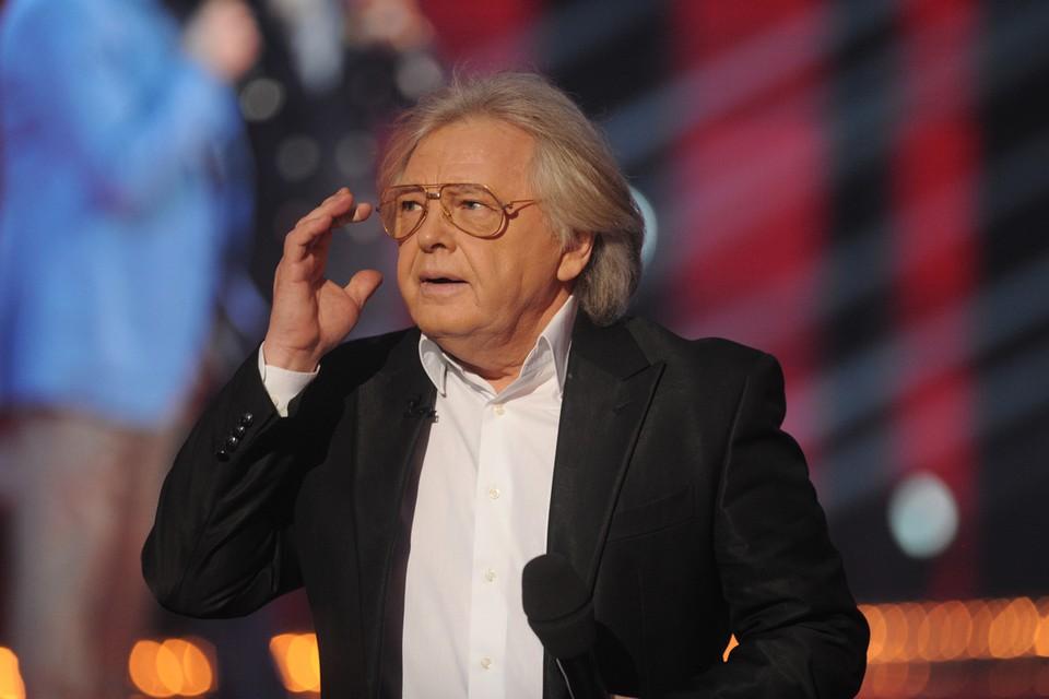 Юрий Антонов оказался самым дорогим и самым желанным певцом на российских новогодних корпоративах.