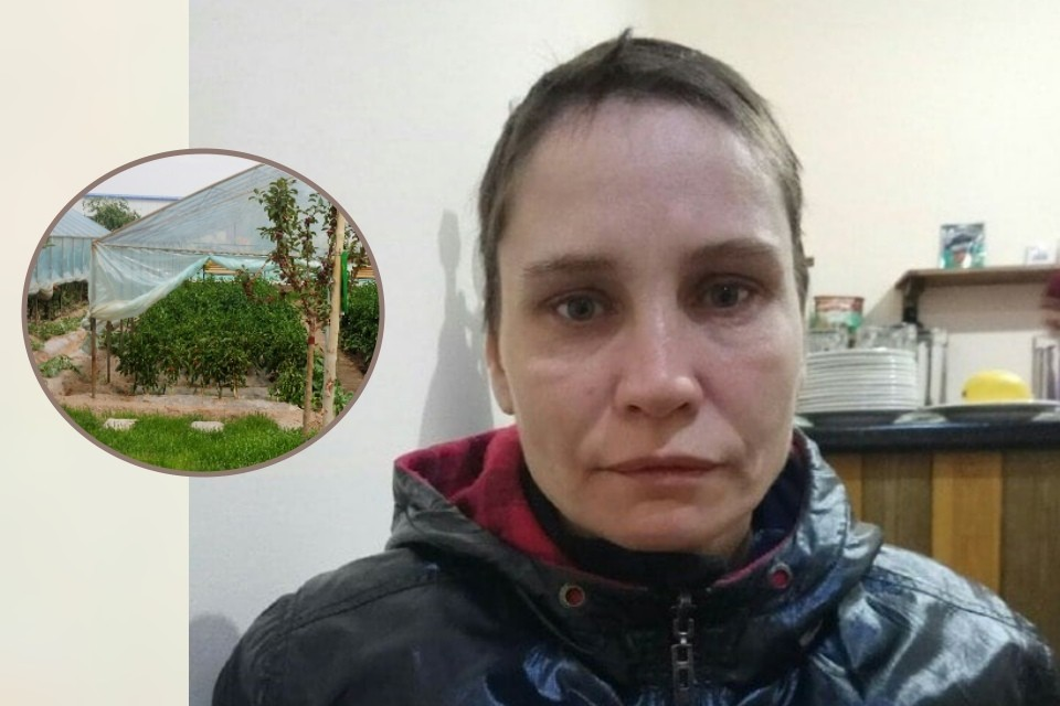 Волонтеры помогли ей добраться до Москвы. Сейчас несчастной помогают восстанавливать документы