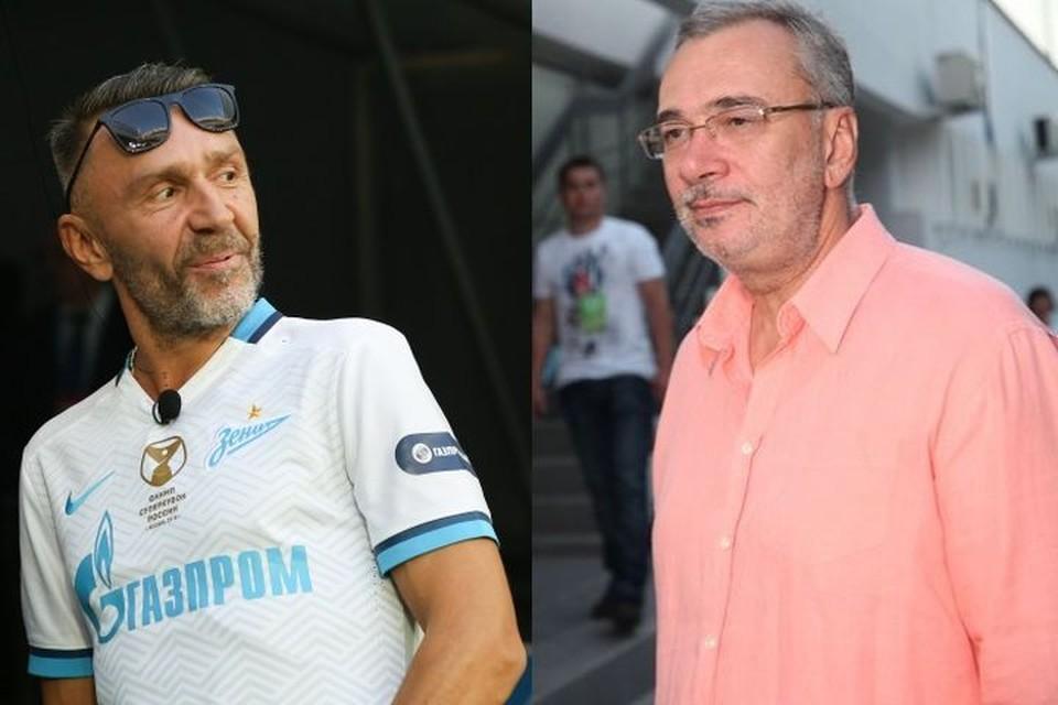 Шнуров и Меладзе поспорили.