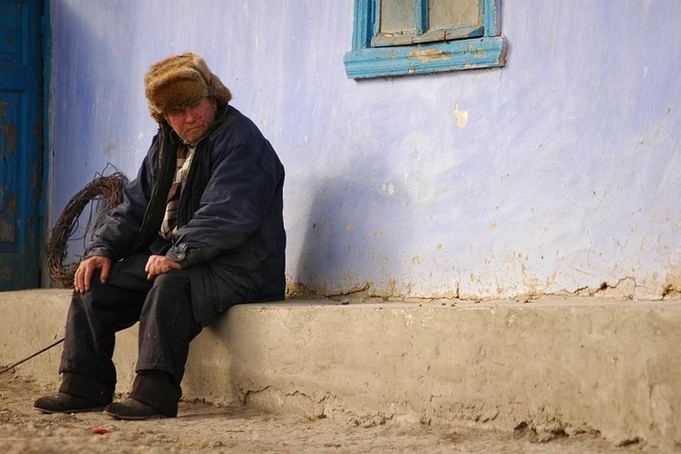 Бедность - проблема важнее, чем язык, будь он государственный или нет. Фото undp.md