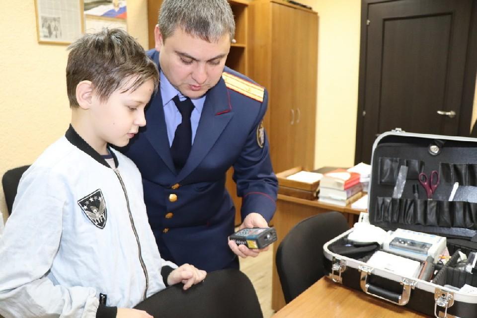 Фото: СУ СК России по Рязанской области.