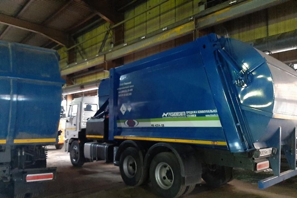 В Ноябрьске к вывозу мусора приступил новый перевозчик. Фото с сайта администрации города Ноябрьск
