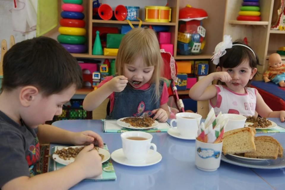 В подконтрольном Киеву Донбассе в детских садах повысилась стоимость питания. Фото: ua.news