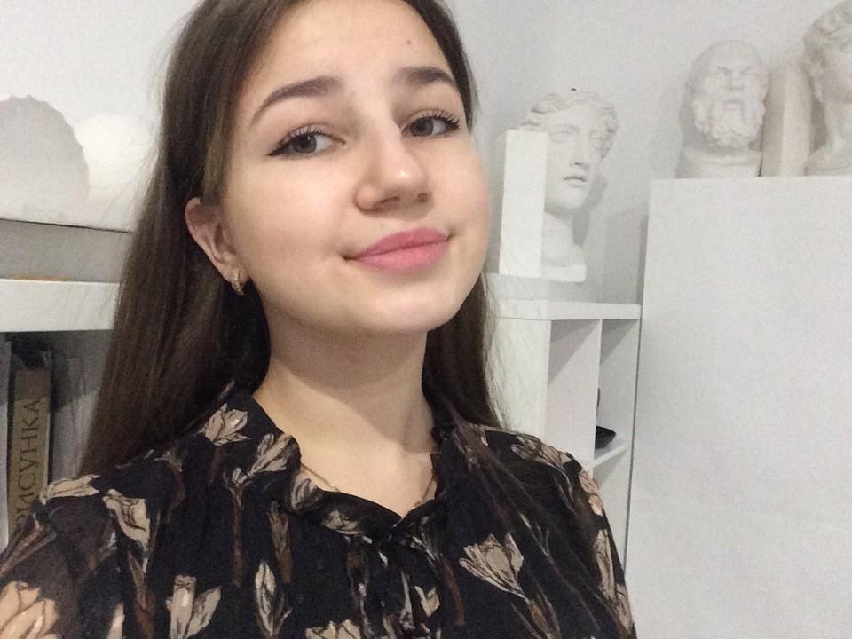 16-летняя Елизавета Шестова спасла детей, провалившихся под лед. Фото: предоставлено героем публикации.