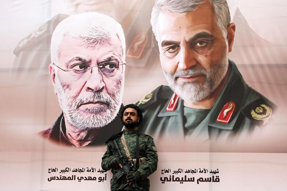 Иранский генерал Касем Сулеймани был убит в ночь на 3 января.