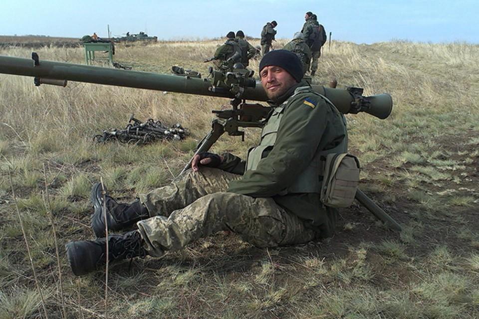 Украинские вояки вели огонь по Донецку из гранатометов. Фото: Пресс-центр штаба ООС