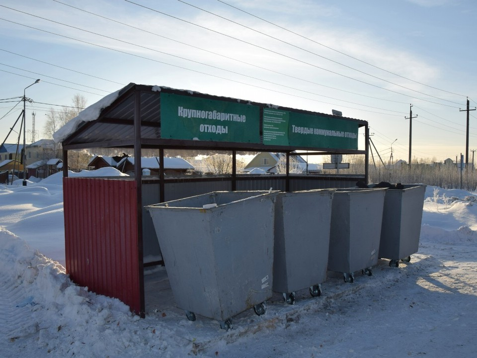 Опыт Лангепаса используют при проведении «мусорной» реформы в других городах. Фото правительства ХМАО.