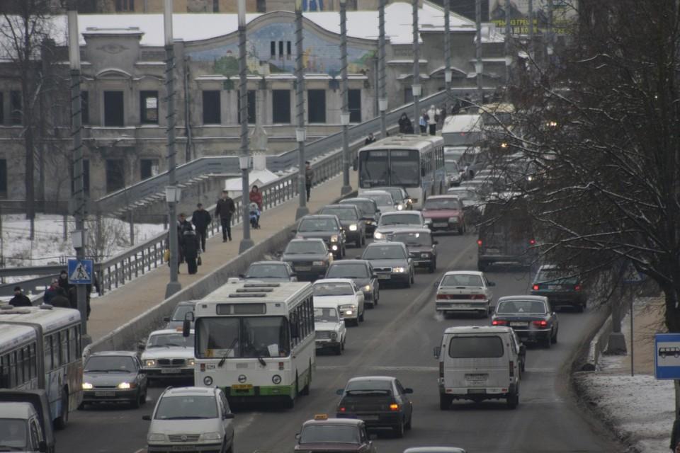 В 2020 на участке от площади Ленина до улицы Юбилейной появится новый асфальт.