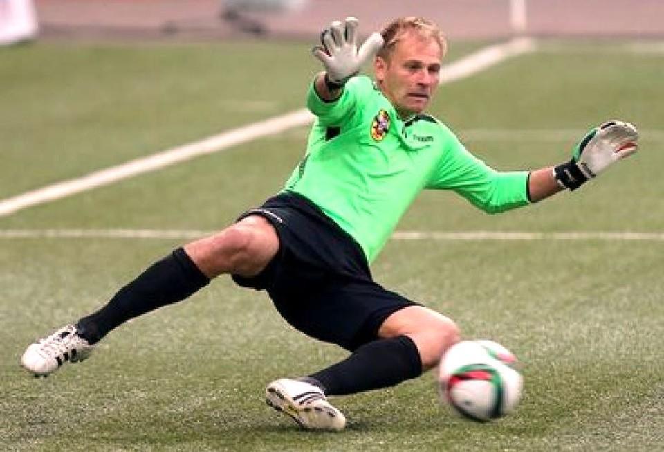 Бывший вратарь тульского «Арсенала» стал тренером в столичном «Динамо»