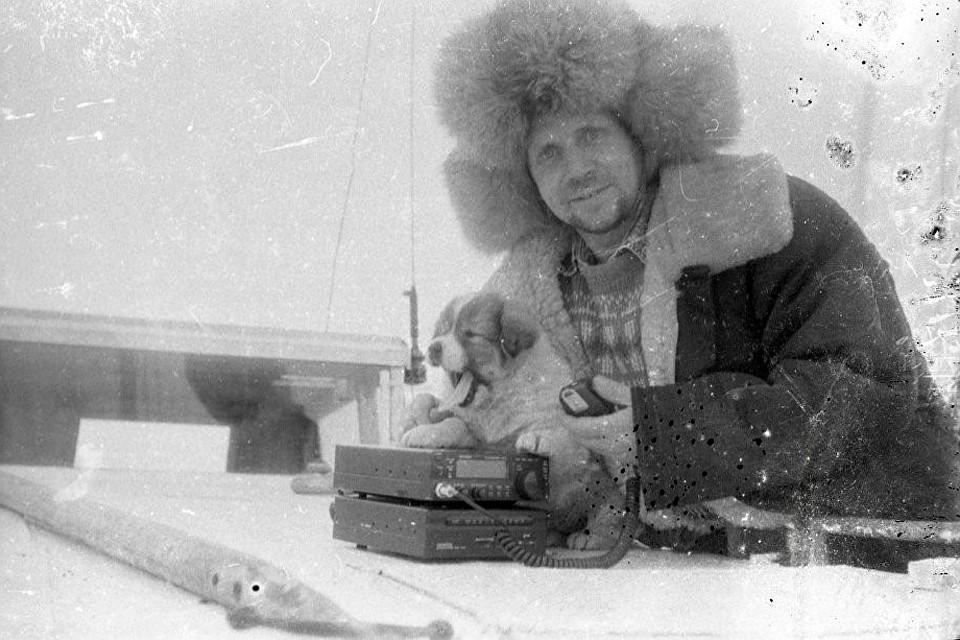 Эти фотографии расходятся с привычным стереотипом о полярном быте, как о чем-то суровом и аскетичном. Фото: vk.com