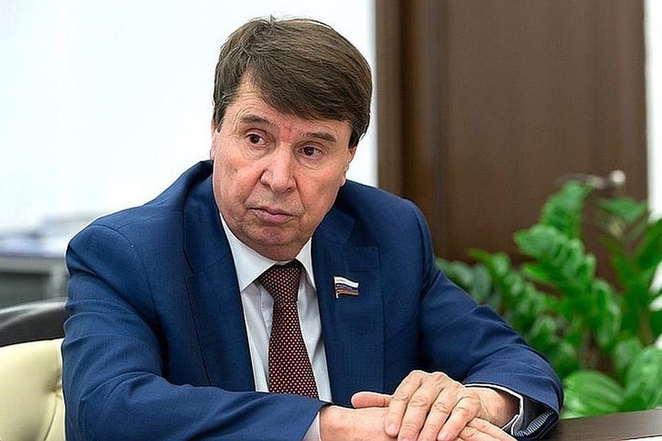 Сенатор Сергей Цеков. Фото СФ