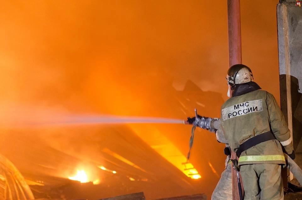 Пожару присвоен второй уровень сложности