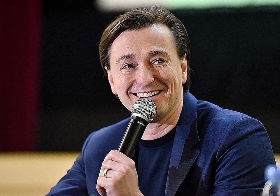 Сергей Безруков. Фото: Антон СТЕПАНИЩЕВ