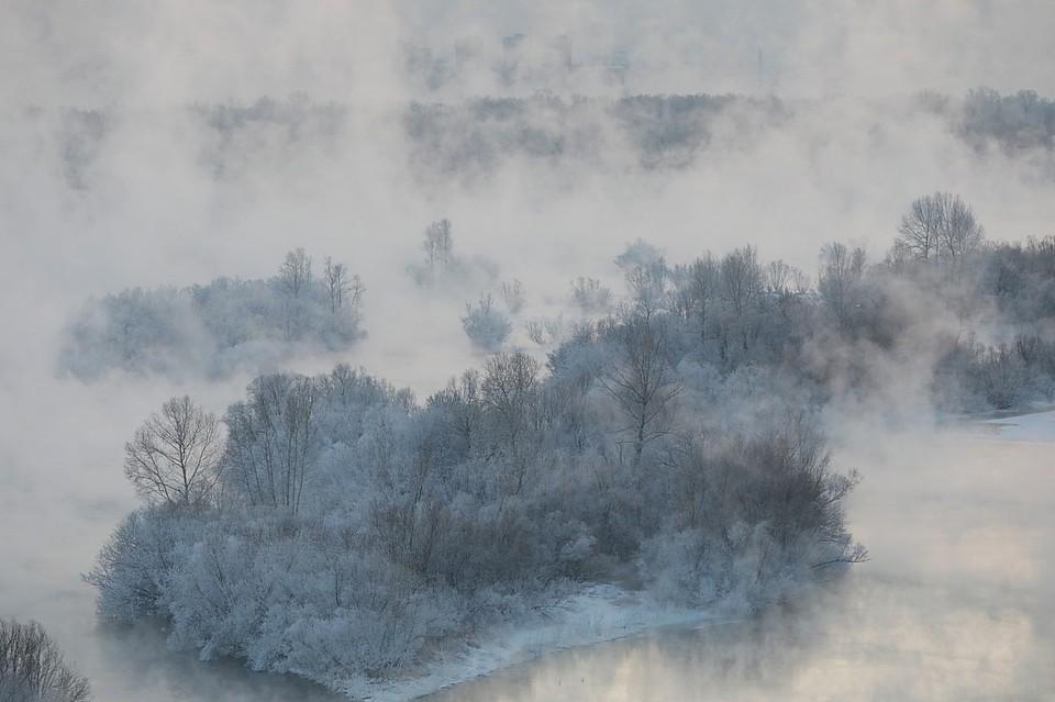 40-градусные морозы обрушатся на Красноярский край.