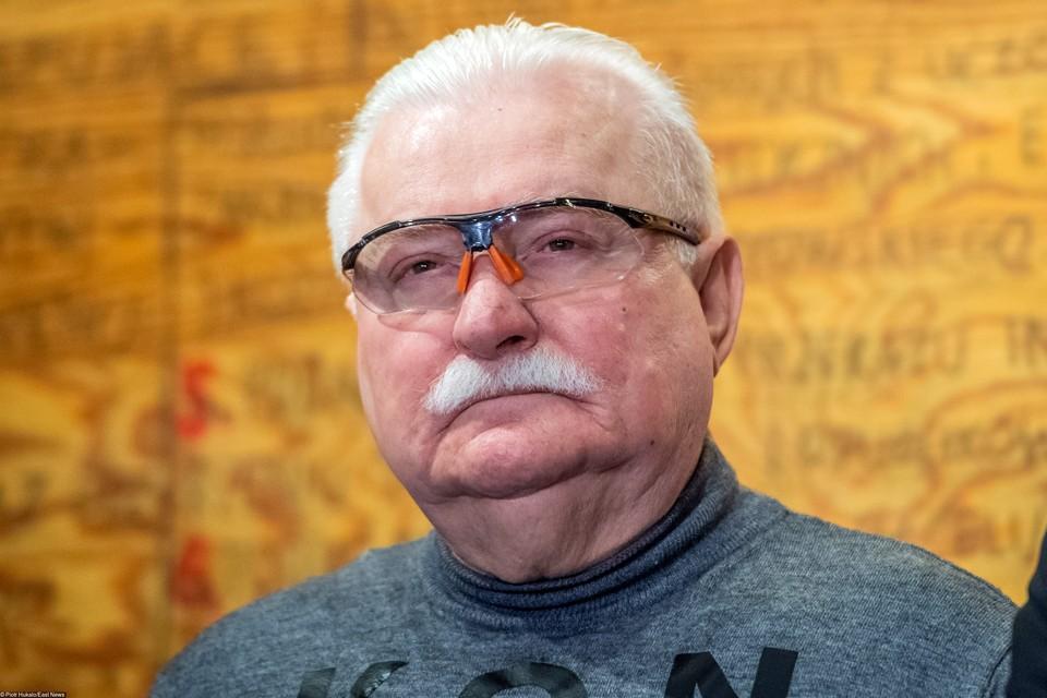 Абсурдную позицию нынешней Варшавы раскритиковал Лех Валенса