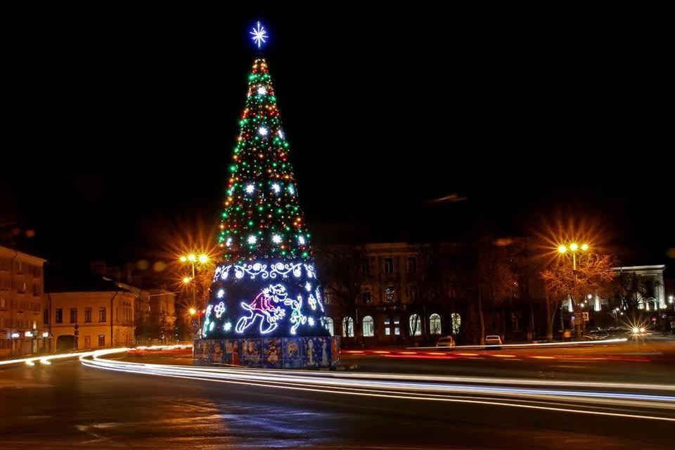 Основные мероприятия прошли в центре Пскова.