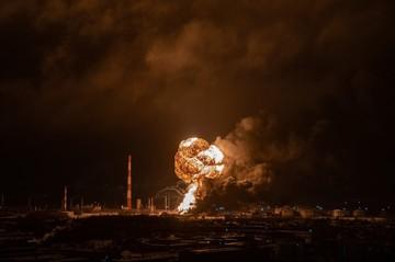 Следователи возбудили уголовное дело из-за пожара на НПЗ в Ухте