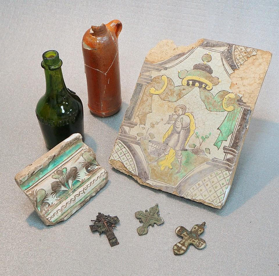 Орловцам покажут уникальные археологические находки. Фото: Орловский краеведческий музей
