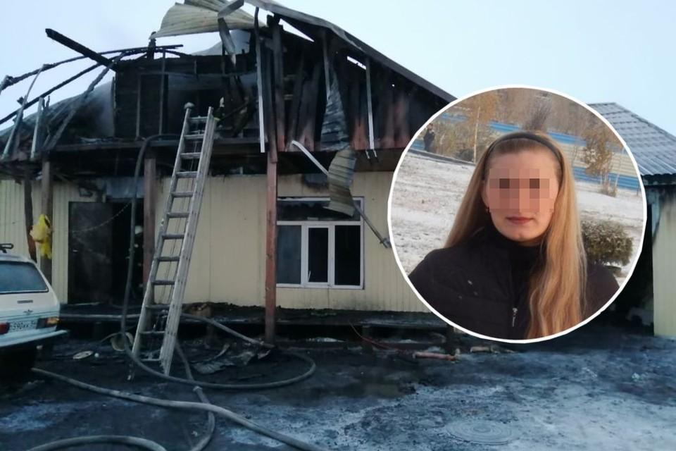 Анна ушла в ночную смену накануне трагедии. Фото: соцсети.