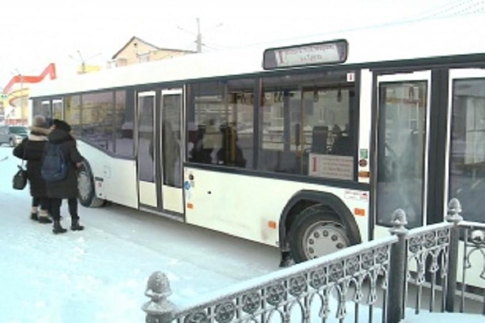 В Тарко-Сале пустили новый автобусный маршрут Фото: www.puradm.ru
