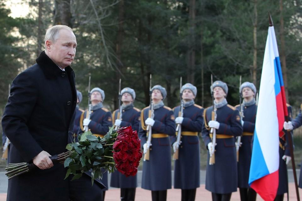 Владимир Путин прибыл в Петербург на торжества по случаю 77-летия прорыва Блокады.