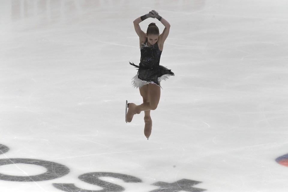 15-летняя россиянка Александра Трусова - одна из участниц чемпионата Европы 2020 в австрийском Граце