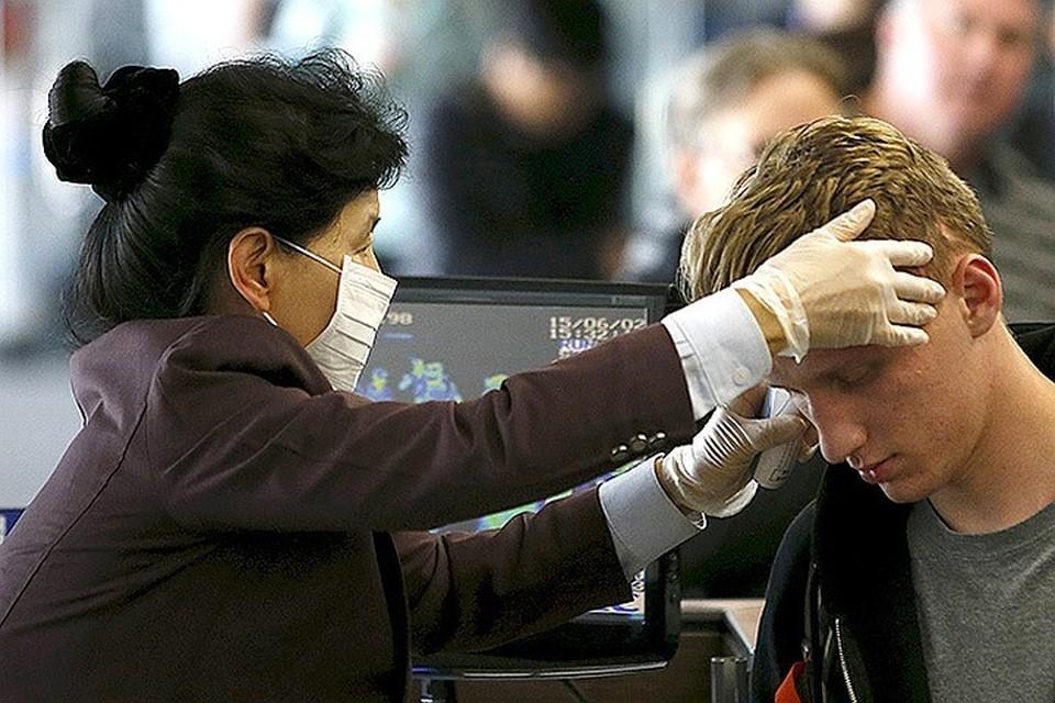 Роспотребнадзор рассказал о признаках заражения «китайским» коронавирусом