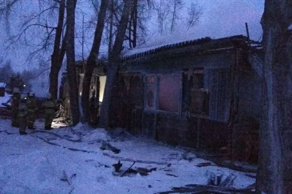 Пожар унес жизни 11 человек. Фото: соцсети.