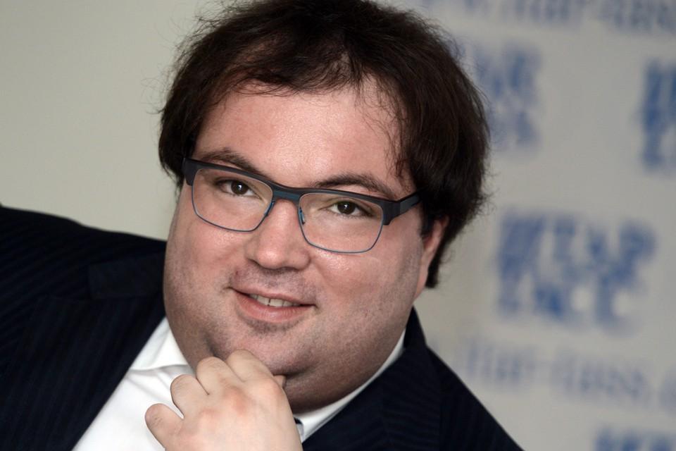 Максут Шадаев работал вице-президентом по цифровым платформам ПАО «Ростелеком». Фото ТАСС/ Юрий Машков