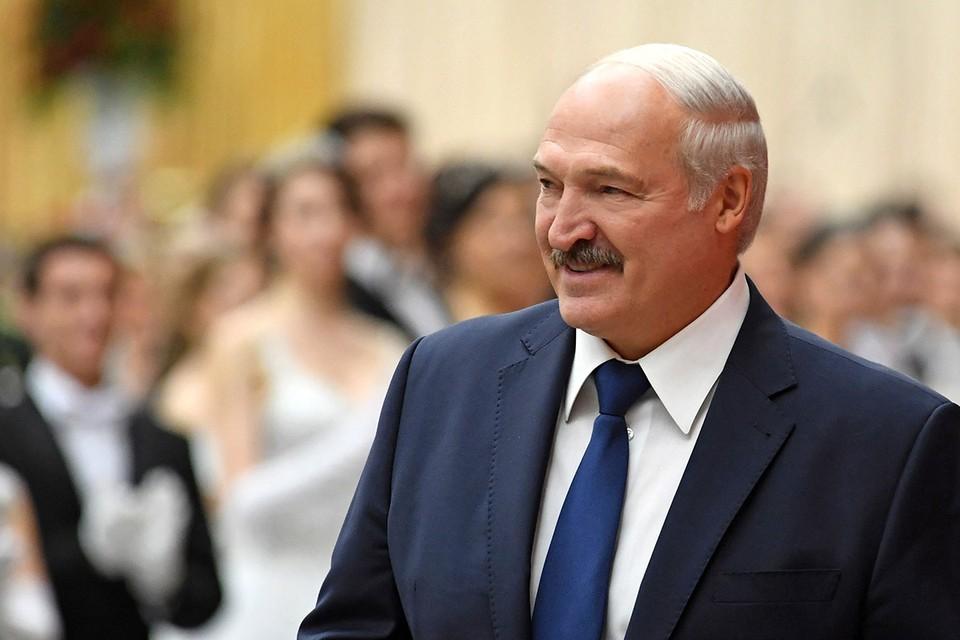 Президент Белоруссии Александр Лукашенко во время первого Венского бала во Дворце Независимости, декабрь 2019 г. Фото: Юрий Орешкин/БелТА/ТАСС