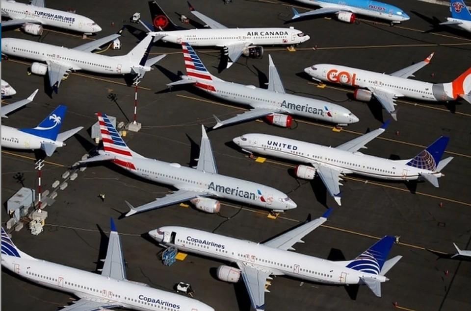 Boeing намерен возобновить эксплуатацию самолетов 737 MAX к середине 2020 года