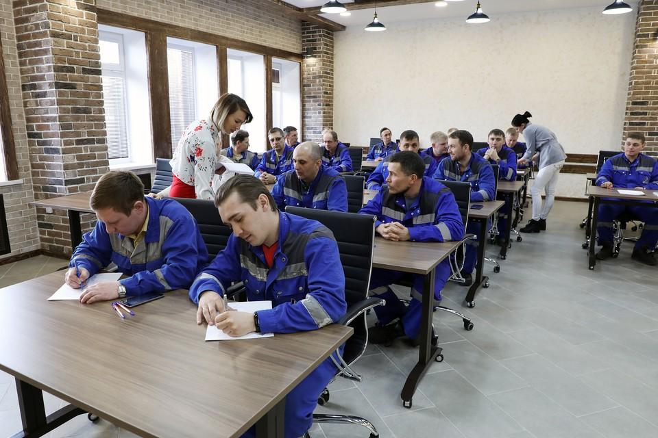 Более 50% сотрудников Алтай-Кокса прошли обучение в 2019 году