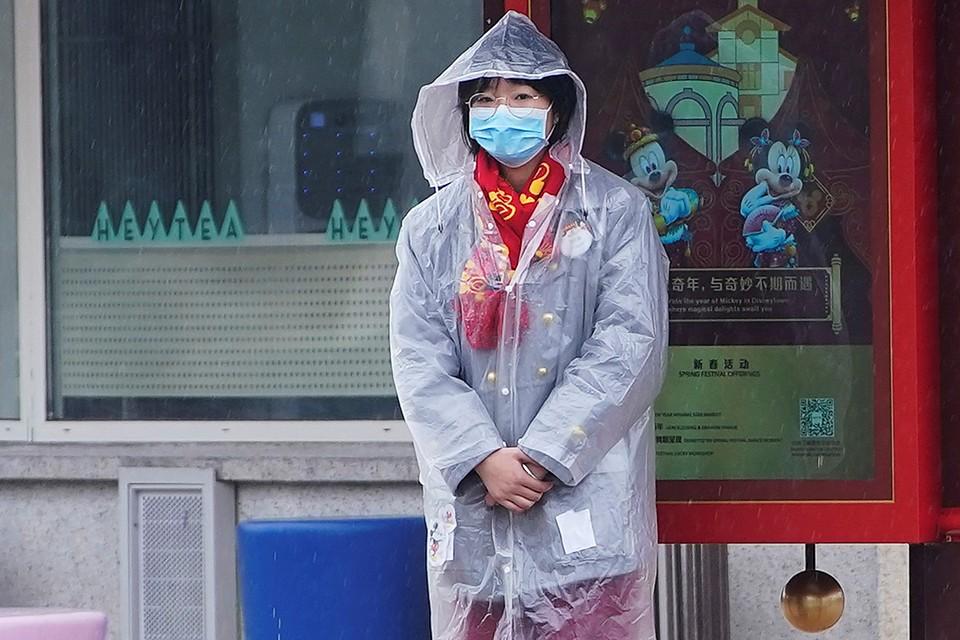 На 26 января в мире было зафиксировано 2075 случаев заболевания коронавирусом
