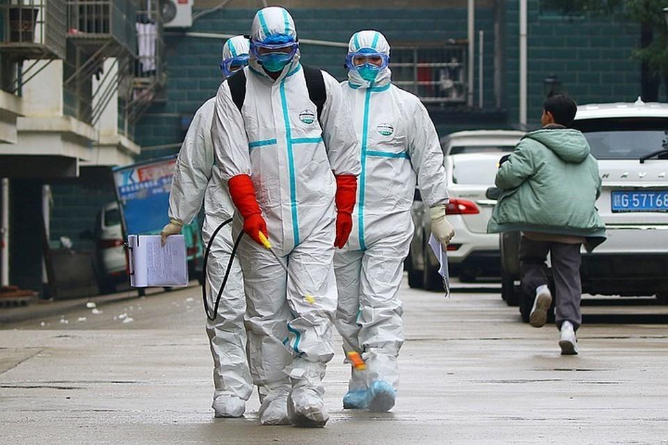 Власти Китая выделят почти 9 млрд долларов для сдерживания распространения коронавируса в стране