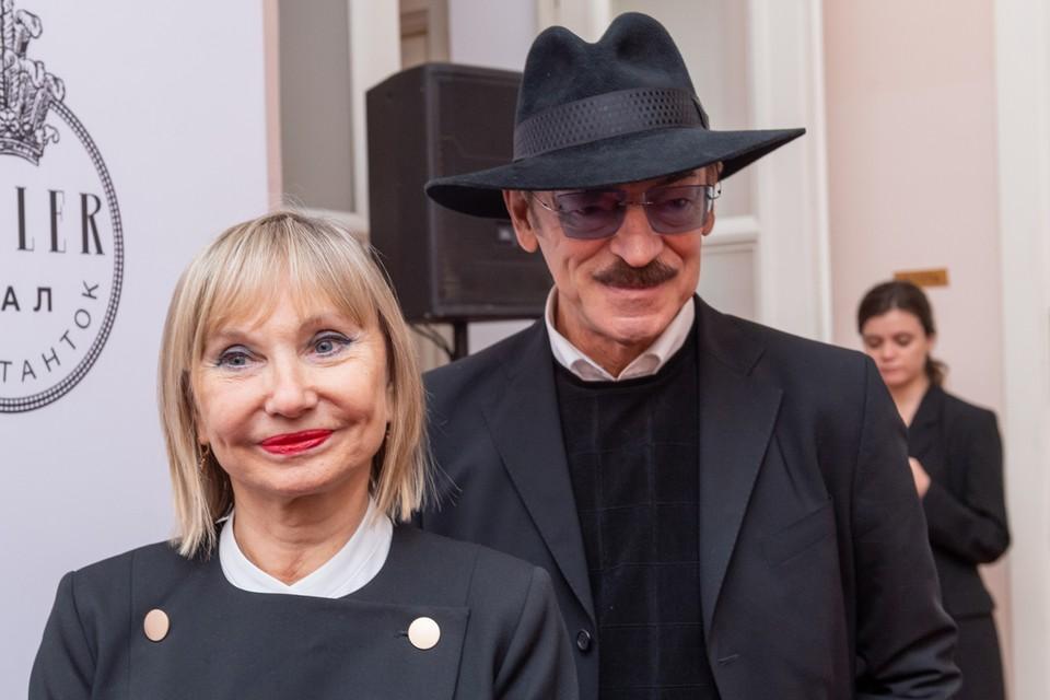 Михаил Боярский вот уже более 40 лет счастлив в браке с актрисой Ларисой Луппиан.