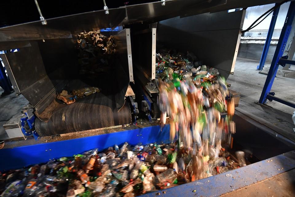 В Сергиевом Посаде заработал комплекс переработки отходов