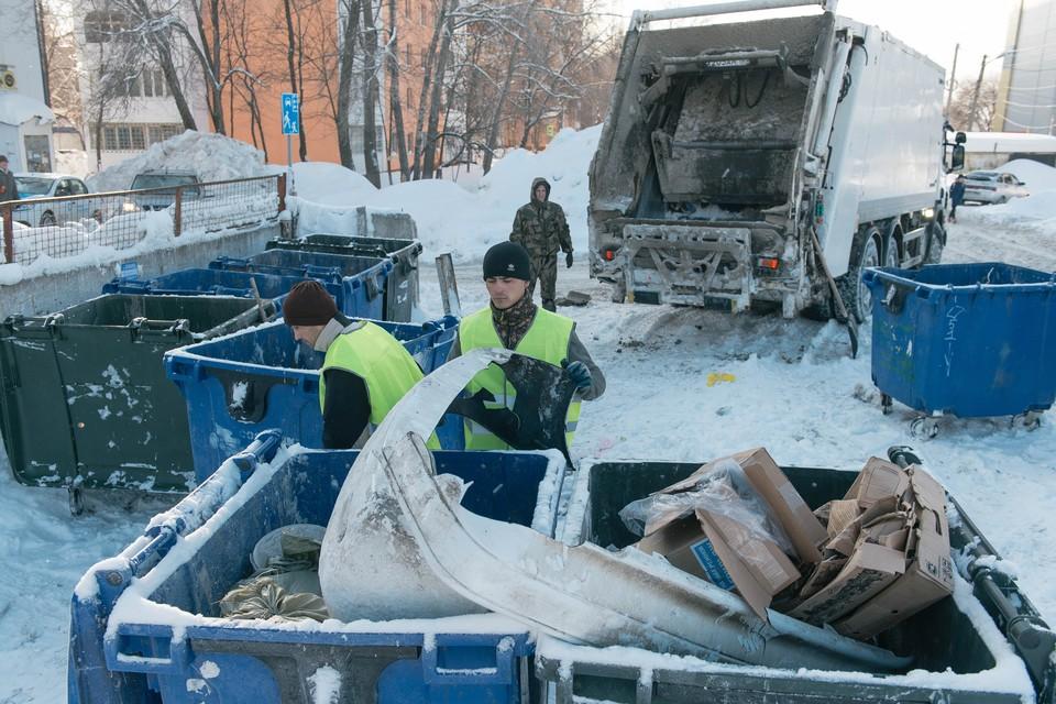 Жители отдаленных сел, деревень и поселков в Коми не будут платить за вывоз ТКО в январе