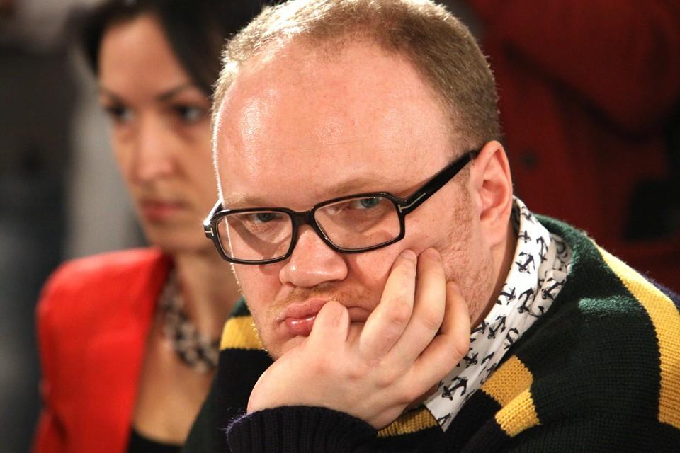 Журналист Олег Кашин. Фото ИТАР-ТАСС/ Александра Краснова