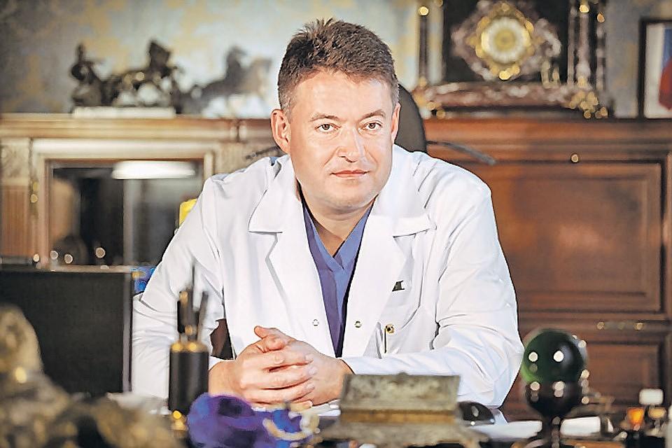 Главный онколог Минздрава России, руководитель Национального медицинского исследовательского центра (НМИЦ) радиологии академик РАН Андрей Каприн.