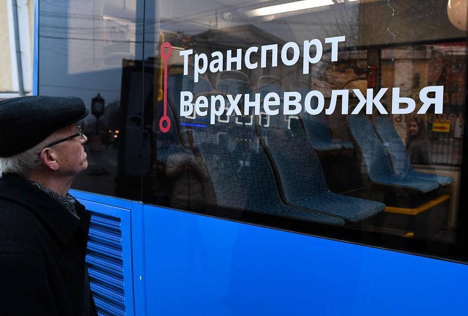 Автобусы работают в штатном режиме, столпотворения на улицах нет Фото: ПТО
