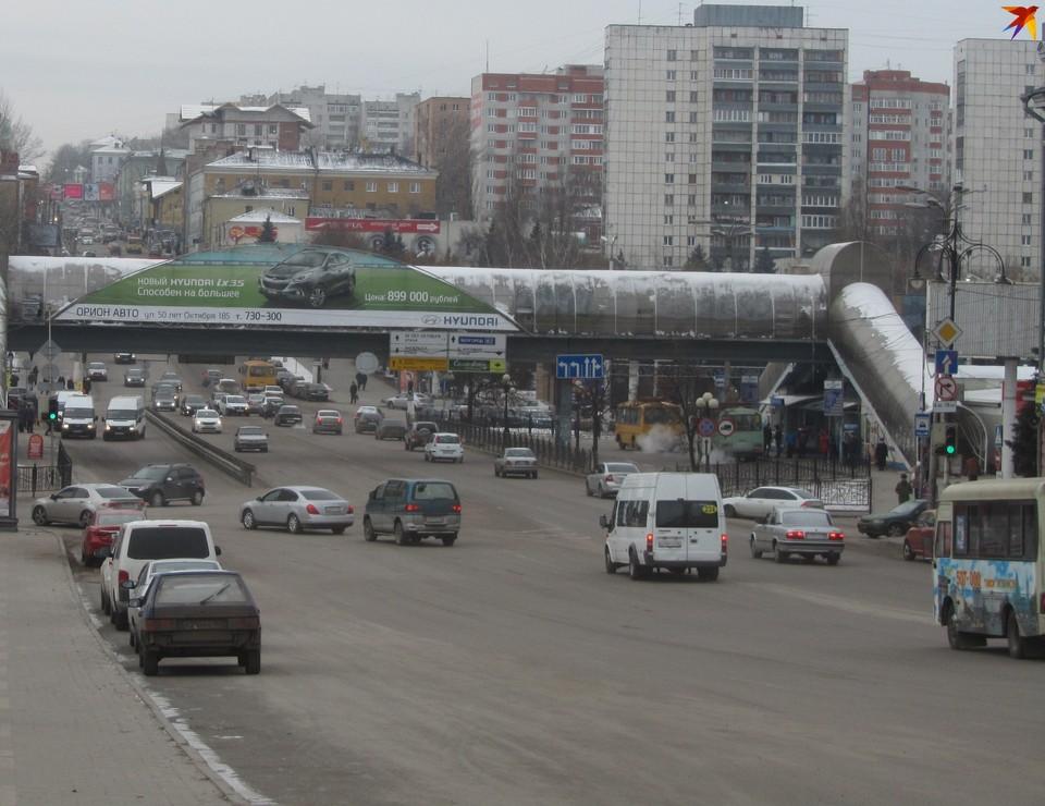 ДТП на дорогах региона происходят каждый день