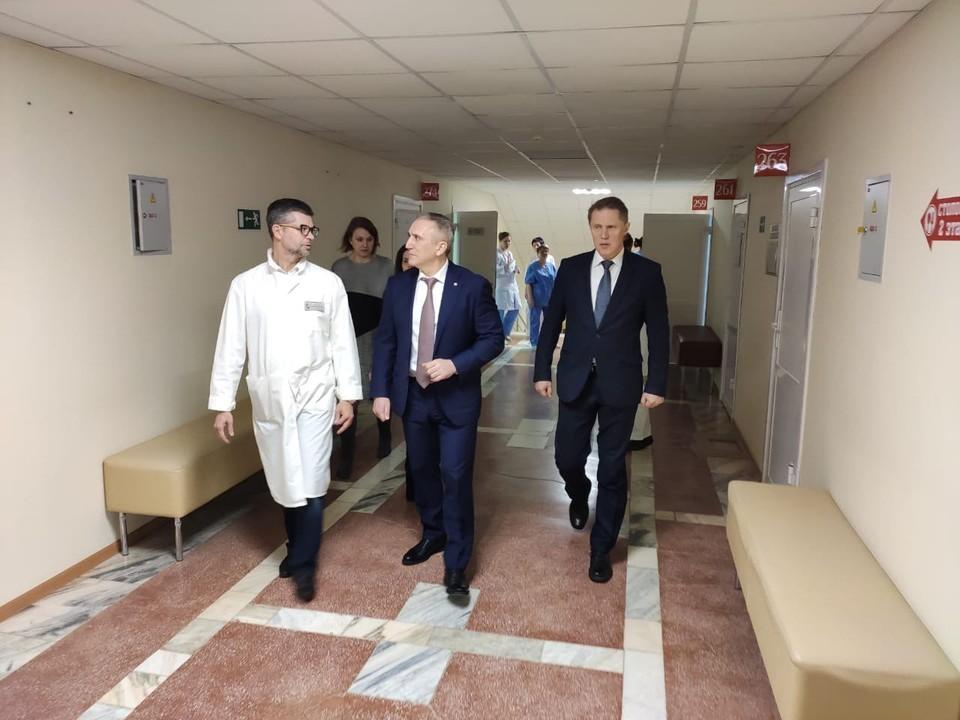«Мы своих не бросаем»: Александр Моор прокомментировал размещение вывезенных из Китая граждан России