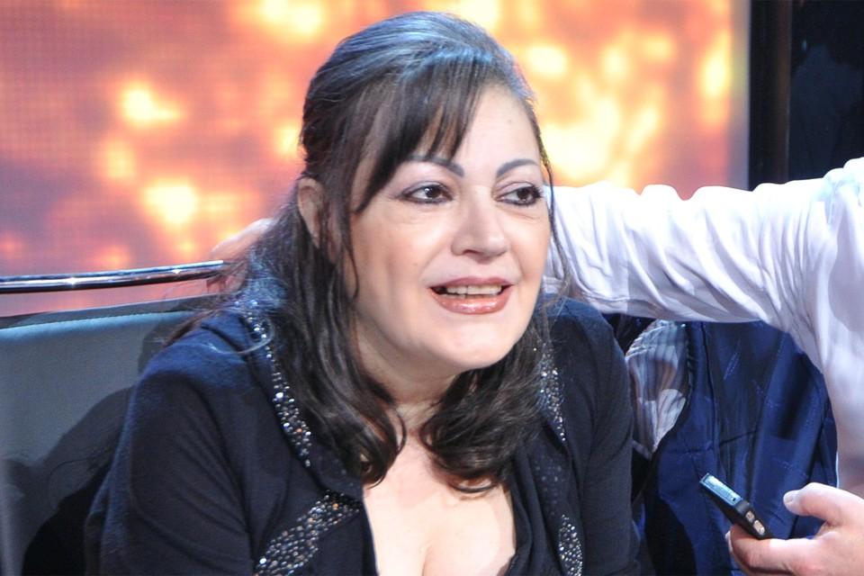 Певица Ирина Отиева.