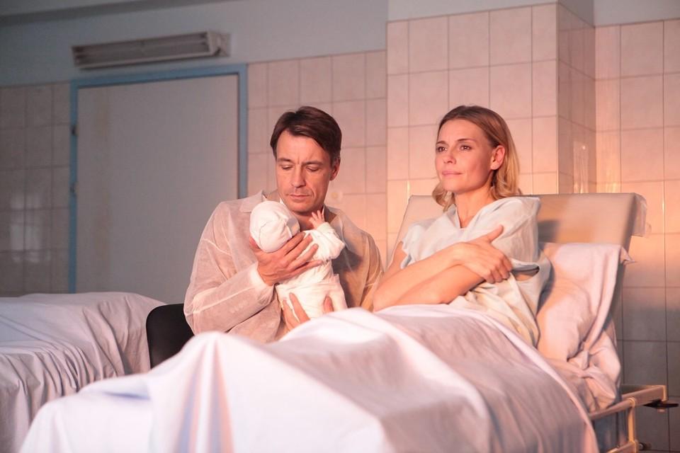 """Кадр из сериала """"Поздний срок"""". Фото kino-teatr.ru"""