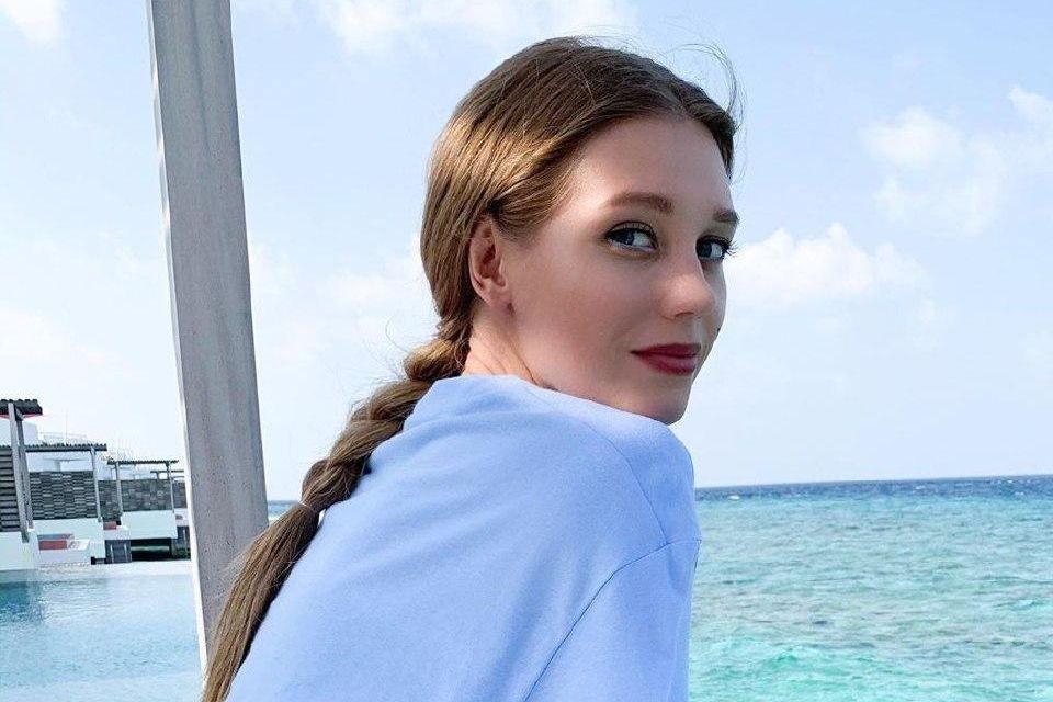 Актриса наслаждается отдыхом на Мальдивах