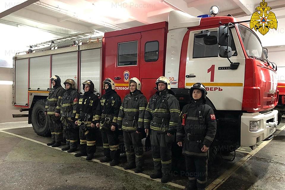 фото о пожарной части