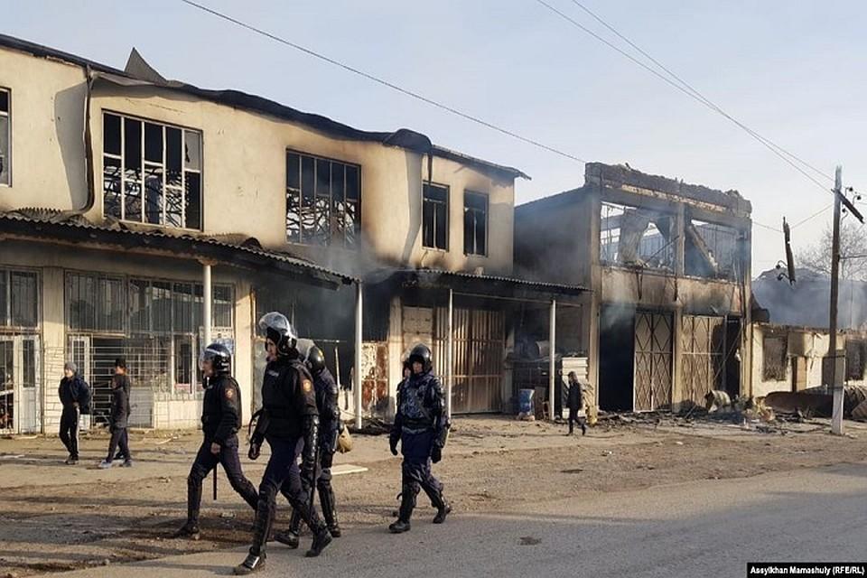 Хронология массовых драк в Кордайском районе. Что случилось?