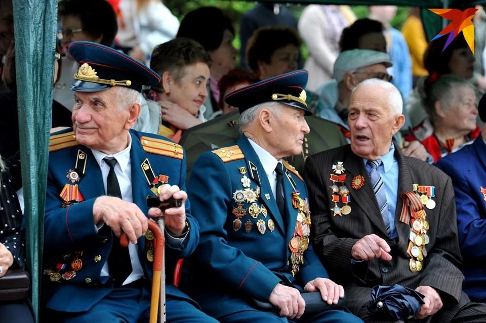 Орловцы, участники Великой Отечественной войны, получат по 75 тысяч рублей ко Дню Победы