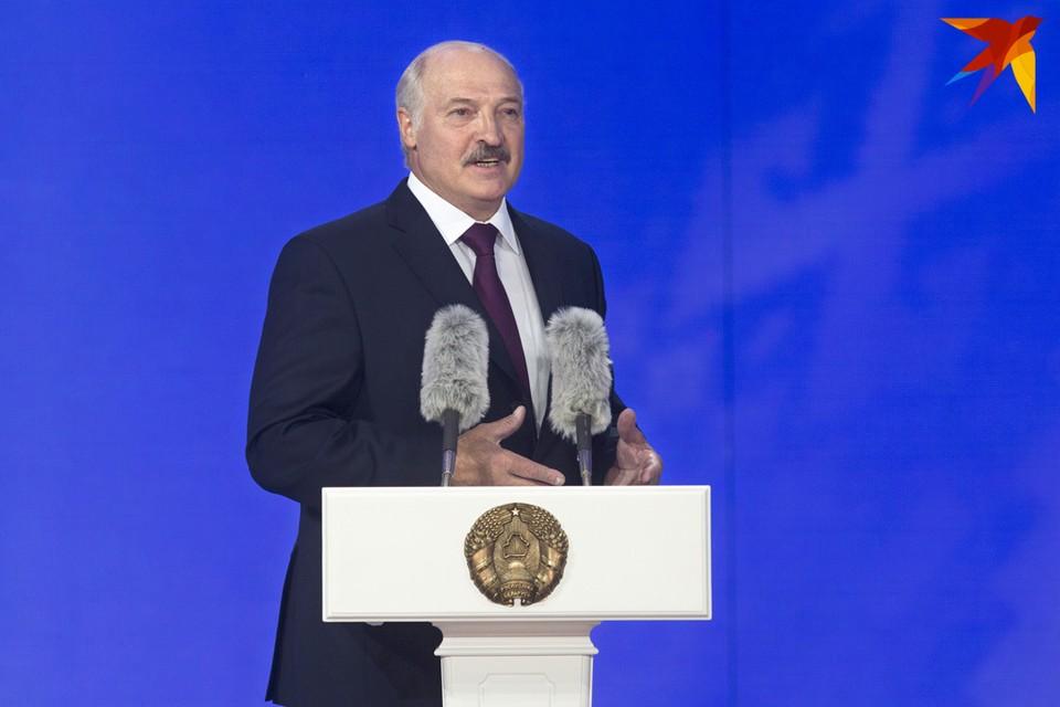 Президент поговорил с представителями белорусских государственных СМИ.